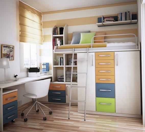 Small Bedroom Ideas For All Tastes