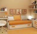 Small bedroom designs and colors