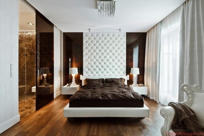 Bedroom Design In Classic Style Futuristic Solutions