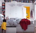 Bedroom storage ideas pinterest