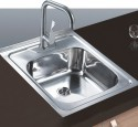 Stainless steel kitchen sinks homebase