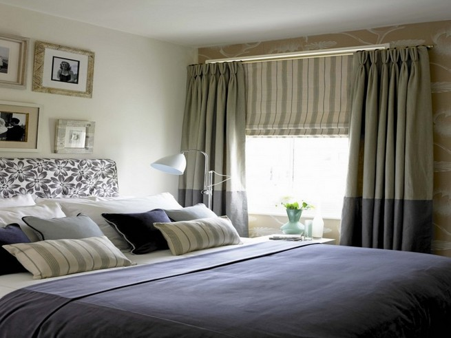 Bedroom curtain ideas pictures