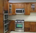 Cherry kitchen cabinets cost