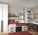 Teenage girl bedroom ideas with small rooms