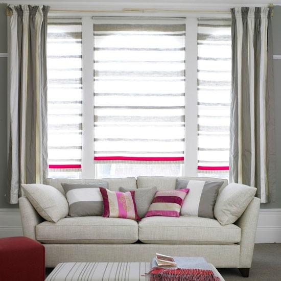 Bedroom curtain ideas contemporary