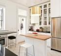 Kitchen storage ideas for cookbooks