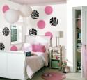 Wallpaper teenage bedroom