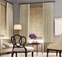Modern Window Treatment Ideas White