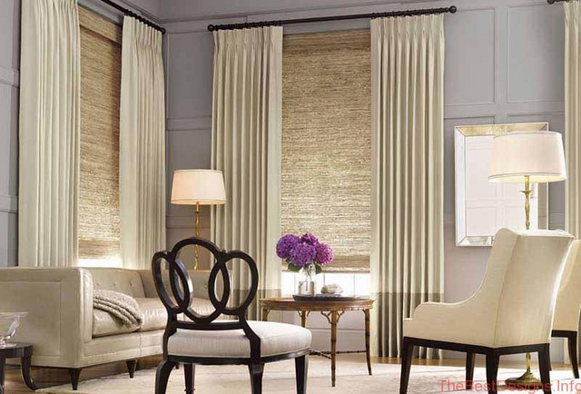 Window Treatment Ideas For Bedroom & Living Room