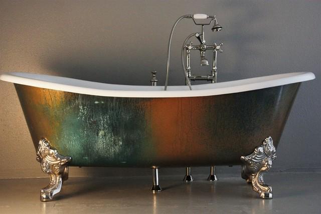 Benefits of classic cast iron bathtub
