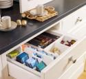 Kitchen tea storage ideas