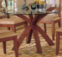 Glass top dining table protector