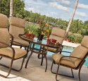 Patio chairs tall