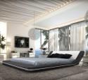Platform bed metal