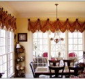 Window Treatment Ideas Dining Room Decor