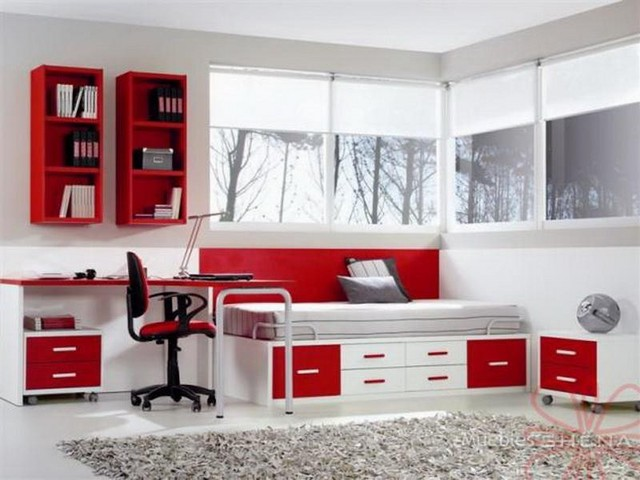 Fresh and creative Teen bedroom ideas