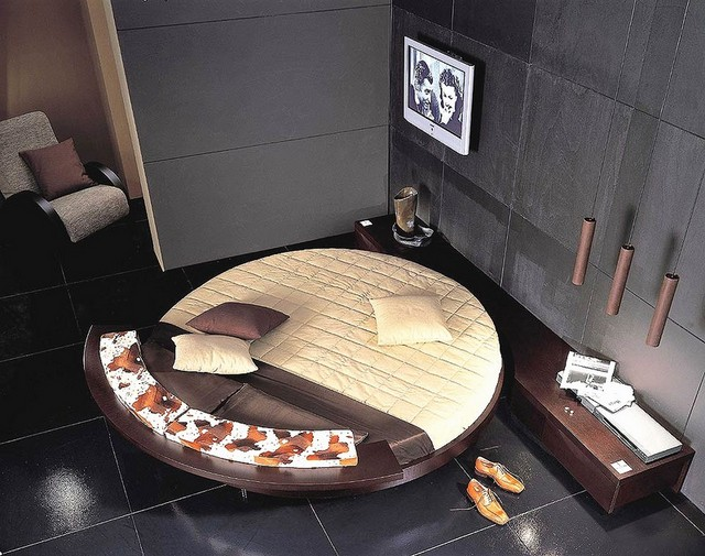 Luxury modern bedroom furniture