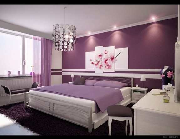 What should be considered while choosing bedroom design ideas