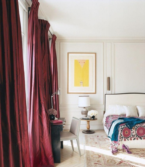 What are the best bedroom curtain ideas?