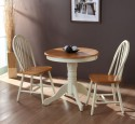 Small dining table white