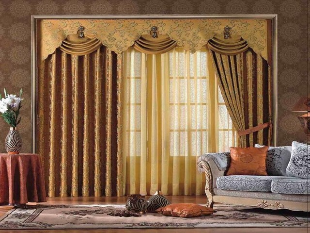 Living room window treatments: how to choose the right one