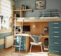 small loft bedroom ideas, bedroom, loft