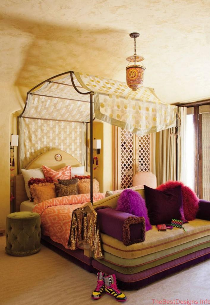 Masculine Bedrooms Interior Design