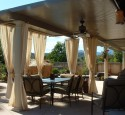 Aluminum Patio Awning Designs