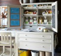 Crafts Table With Storage