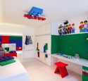 Lego Activity Table With Storage Ottomans