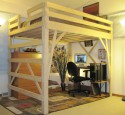 Loft Bed With Desk Designs