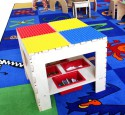 Lego Activity Table Size
