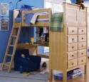 Loft Bed With Desk And Dresser