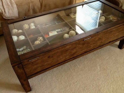 Shadow Box Table Ideas