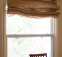 Diy Window Treatments Over Blinds