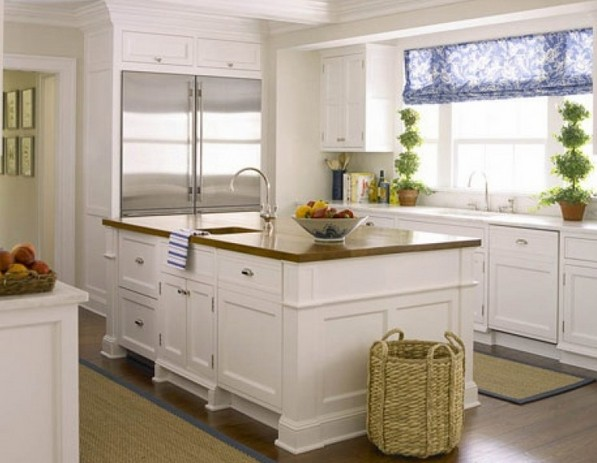 Kitchen Window Treatment Ideas Pictures