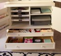 Craft Cabinets With Drawers