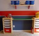 Lego Building Table Ideas
