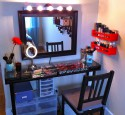 Lighted Vanity Table For Sale