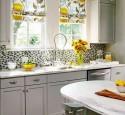 Diy Kitchen Window Treatment Ideas