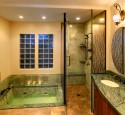 Walk In Tub And Shower Combo