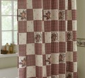 Country Shower Curtains And Accessories