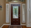 Front Door Sidelight Coverings