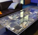 Large Shadow Box Coffee Table