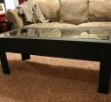 Shadow Box Coffee Table Black