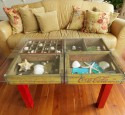 Shadow Box Coffee Table Display Ideas