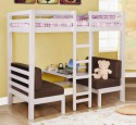 Loft Bed With Desk Pictures