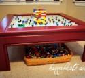 Lego Table Designs