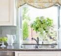 Kitchen Window Treatments Valances