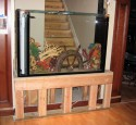 200 Gallon Aquarium With Overflow
